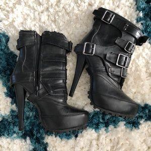 Shoes - Heel Booties
